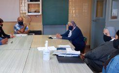 SADOP SE REÚNE CON REPRESENTANTES LEGALES DE ESCUELAS Y JARDINES